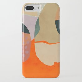 shapes abstract study iPhone Case