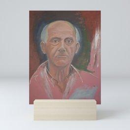 Self Portrait Mini Art Print