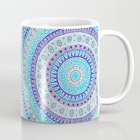 planet Mugs featuring PLANET. by Eva K.