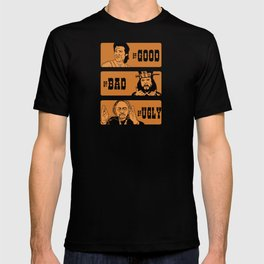 The good, the bad and the ugly in little China T-shirt