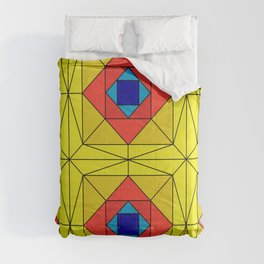 Suspiria Stained Glass Comforters