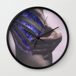 Shed This Skin Wall Clock