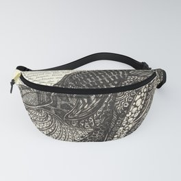Big Face Fanny Pack