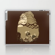 Woodland wars Laptop & iPad Skin