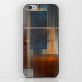Uninhabited Mosaic (Zig Zag) iPhone Skin