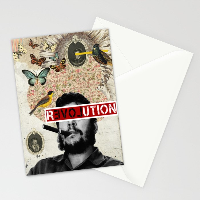 Public Figures Collection - Che Guevara Stationery Cards