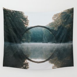 The Devil's Bridge - Landscape and Nature Photography Wall Tapestry