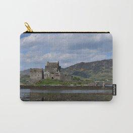 Eilean Donan Castle Carry-All Pouch