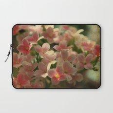 Cute Flowers Laptop Sleeve