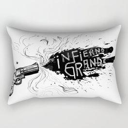 Infierno Grande Rectangular Pillow