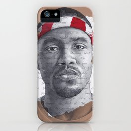 Thinkin' Bout You iPhone Case