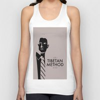 dale cooper Tank Tops featuring Cooper by Lindsay Happ