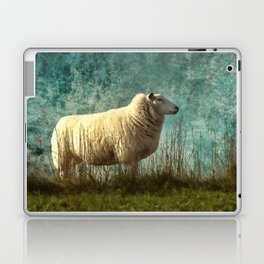 Vintage Sheep Laptop & iPad Skin