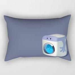 Washing Mashine Rectangular Pillow