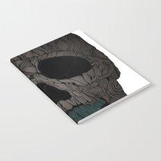 Skull No.2 Notebook