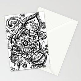 mandala 2. Stationery Cards