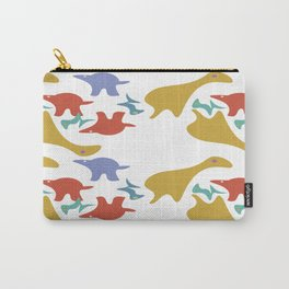 When Dinos Walked The Earth...And Stuff Carry-All Pouch