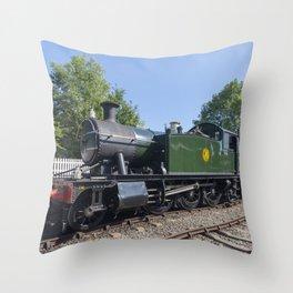 5542 at Shenton Throw Pillow