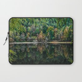 Forest Reflection Laptop Sleeve