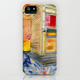 House of Endless Summer iPhone Case