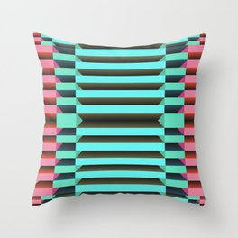 Geometric#27 Throw Pillow
