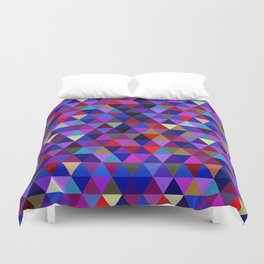 Abstract #212 Duvet Cover