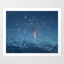 Celebration Art Print