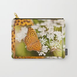 Argynnis paphia butterfly beauty Carry-All Pouch