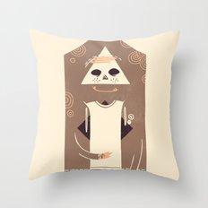 Bjorn Throw Pillow