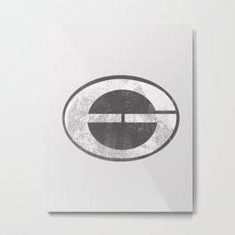 elastigirl Metal Print