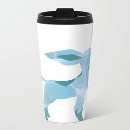 Glaceon; Iceberg Metal Travel Mug