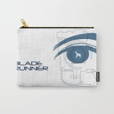 BLADE RUNNER (White - Voight Kampf Test Version) Carry-All Pouch
