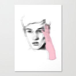 B lur Canvas Print