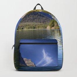 St Mary's Lake - Glacier National Park, Montana Backpack