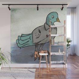 Natty Wings Wall Mural