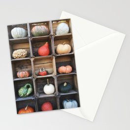 Grid of Gourds Stationery Cards