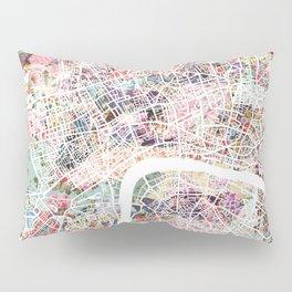 London map Pillow Sham