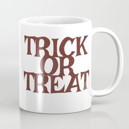 Halloween Trick Or Treat Coffee Mug