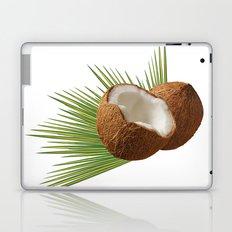 Green tropical palm Laptop & iPad Skin