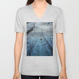 The Wishing Pond Is Full...And Strong Unisex V-Neck