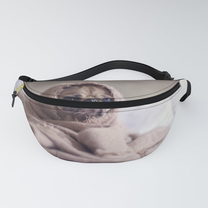 Pug will be pug Fanny Pack