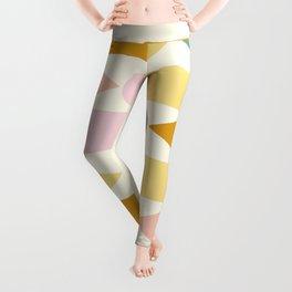 Modern Geometric Pattern Leggings