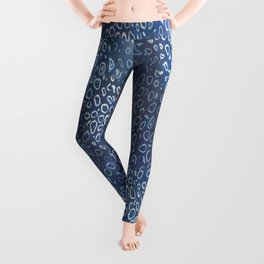 spotted eagle ray Leggings