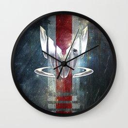 N7 Spectre Wall Clock