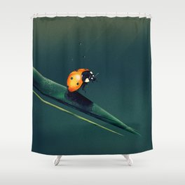 Oh, Bugger... Shower Curtain