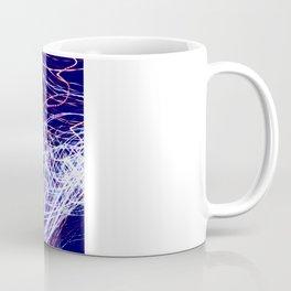Streaky Lights #2 Coffee Mug