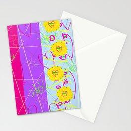 Little Missy Sunshine Stationery Cards