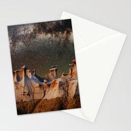 Cappadocia galaxy Stationery Cards