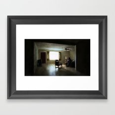 Safehouse Framed Art Print