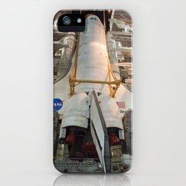 672. Space Shuttle Endeavour iPhone Case